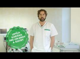 Lekár gynekologicko- pôrodníckeho oddelenia