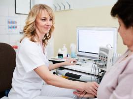 Lekár špecialista v odbore geriatria