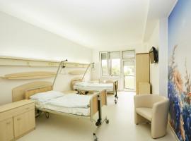 Sestra v odbore anestéziológia a intenzívna medicína  - Nemocnica Topoľčany