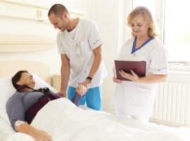 Lekár absolvent -Všeobecná nemocnica Žiar nad Hronom