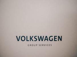 Fotografia pracoviska spoločnosti Volkswagen Group Services, s.r.o.