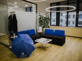 Fotografia pracoviska spoločnosti Zurich Insurance Company Ltd, organizačná zložka