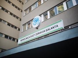 Fotografia pracoviska spoločnosti Svet zdravia, a.s