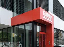 Fotografia pracoviska spoločnosti ELIMER, a.s.