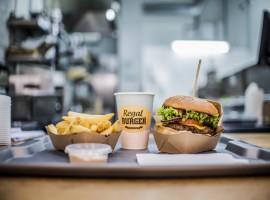 Fotografia pracoviska spoločnosti Regal Burger, s.r.o.