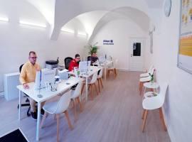 Fotografia pracoviska spoločnosti Radoslav Šutovský - Agentúrna kancelária, Allianz, a.s.