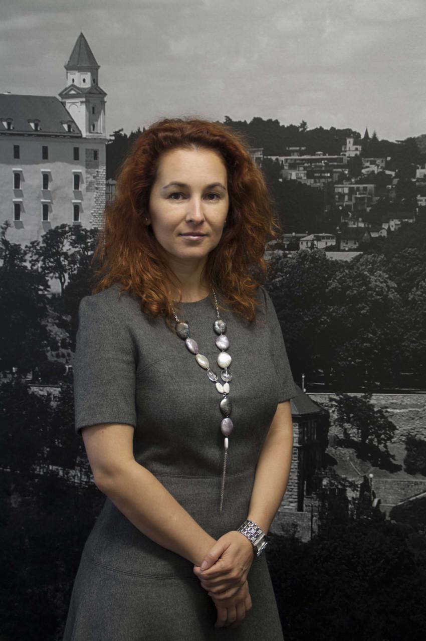 Mgr. Anna Kneževićová